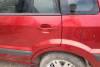 Ford Fusion 2008 ремонт и покраска заднего левого крыла и задней левой двери 20130806