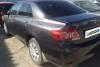 Toyota Corolla 150 2012 замена покраска заднего левого крыла, замена заднего бампера, замена заднего левого фонаря