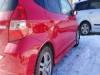 Honda jazz 2010 год. Ремонт и окраска задней правой двери, крыла