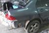 Mitsubishi Lancer IX 2006 восстановление геометрии кузова, ремонт и покраска крыльев, бамперов - 20120714