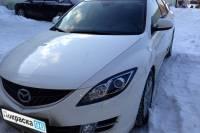 Mazda 6 (2nd generation) 2012 замена задней правой двери, ремонт и покраска передней правой двери и правого крыла