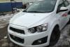Chevrolet Aveo (2nd generation) 2012 ремонт и покраска крыши, всех дверей, переднего и заднего бампера, восстановление геометрии кузова