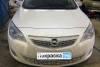 Opel Astra J 2012 ремонт и покраска заднего левого крыла и заднего бампера 20130416