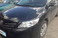 Toyota Corolla 2012 ремонт и покраска задней правой двери, заднего правого крыла 20130520
