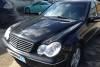 Mercedes-Benz C180 2003 ремонт и покраска переднего правого крыла, капота и переднего бампера 20130530
